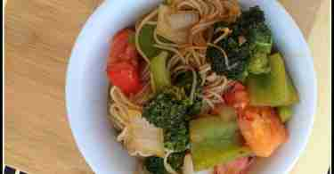 Easy Stir Fry with Man Pans Asian Wok