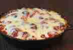 Vegetarian Bubble Pizza
