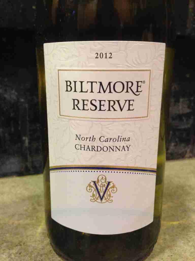 Biltmore Reserve Chardonnay