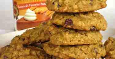 Oatmeal Pumpkin Cookies from Sugar n' Spice Gals