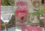 Raspberry Pomegranate Martini