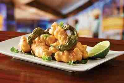 Crispy Tempura Shrimp from SHe Las Vegas