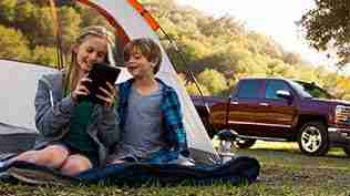 Chevrolet 4G LTE Wi-Fi