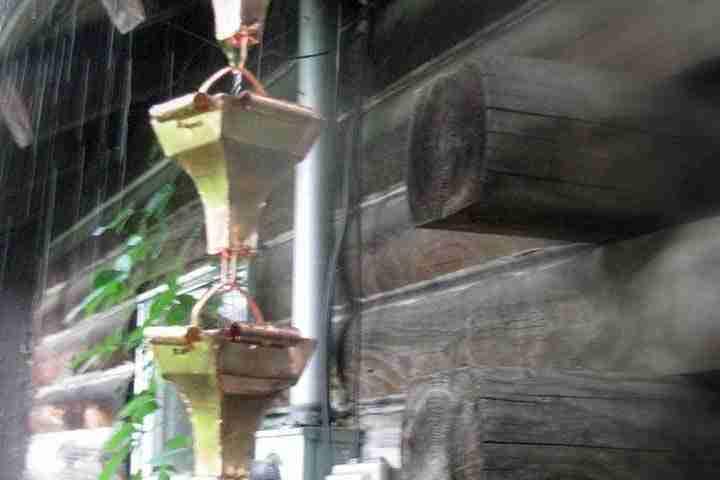 Rain Chains Review #GardenSense