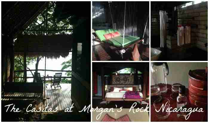 The Casita's at Morgan's Rock Nicaragua