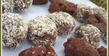 Healthier Chocolate Truffles