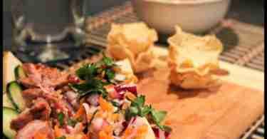 Bahn Mi Sandwiches with Asian Slaw Recipe
