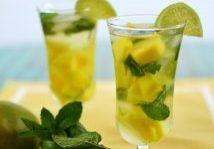 Mango Mojito - Daily Dish Recipe