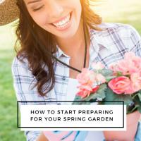 How To Start Preparing For Your Spring Garden