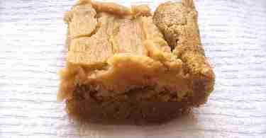 Crazy Cookie Butter Bars