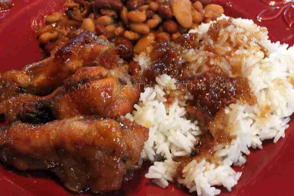 japanese chicken rice