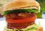 pineapple teriyaki burger
