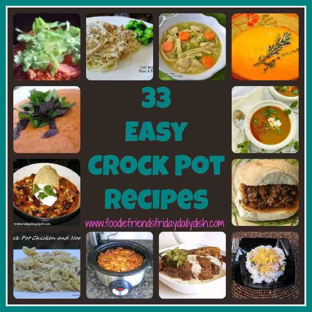 Recipe For Crock Pot