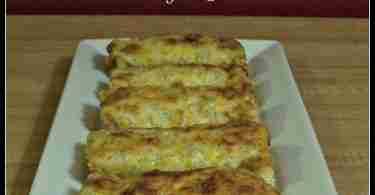 Cheesy Ranch Topping for French Bread