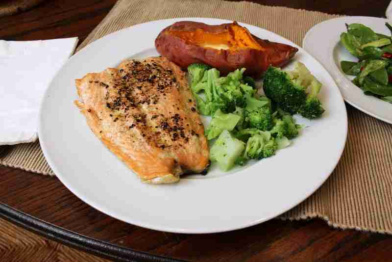 Anti-inflammatory Meal