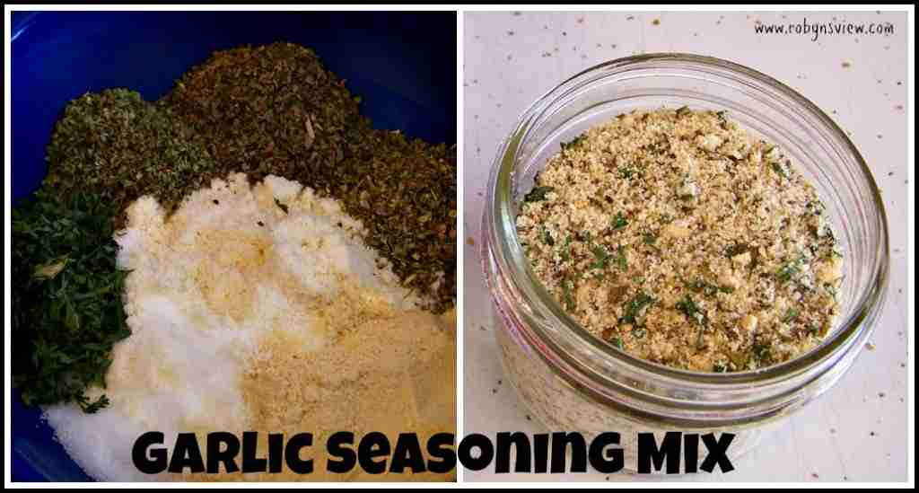 Garlic Seasoning Mix