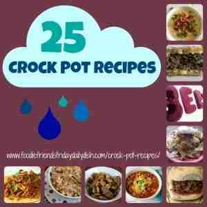 Crock Pot Collage