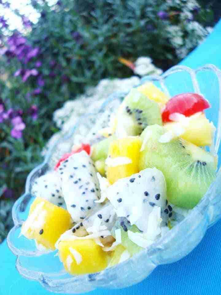 Tropical Dragon Salad