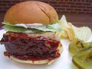 meatloaf slider