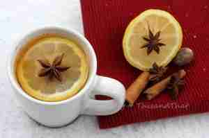 Hot Toddy - Specialty Drinks