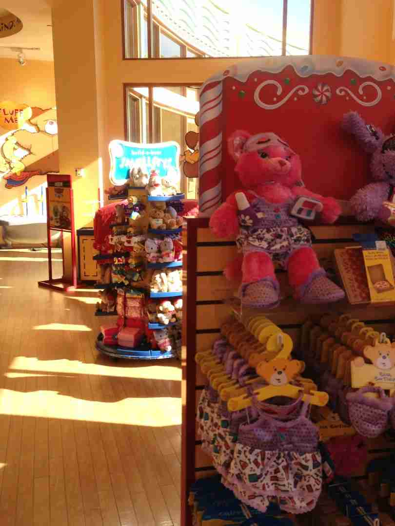 Build a Bear Clothing