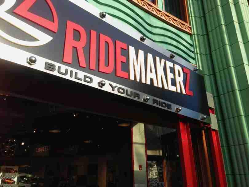 ridemakerz