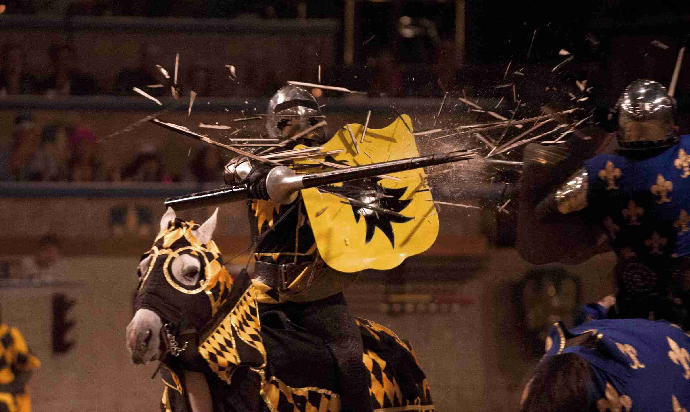 The new show at Medieval TImes in Buena Park. Photographs by Matt ...