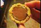 Whole Wheat Peanut Butter Cup Cookies