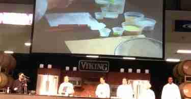 taste washington, cooking demo