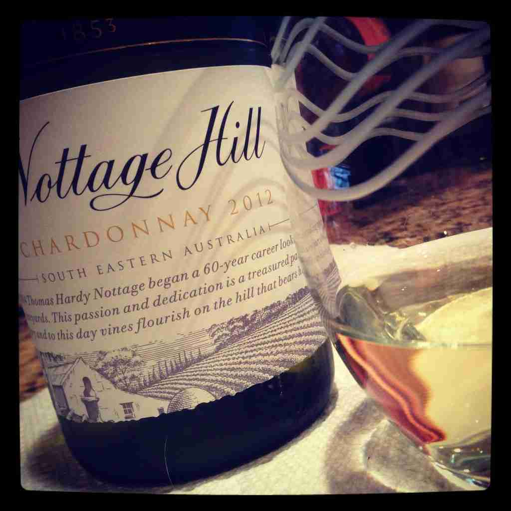 Hardys Nottage Hill Chardonnay 2012