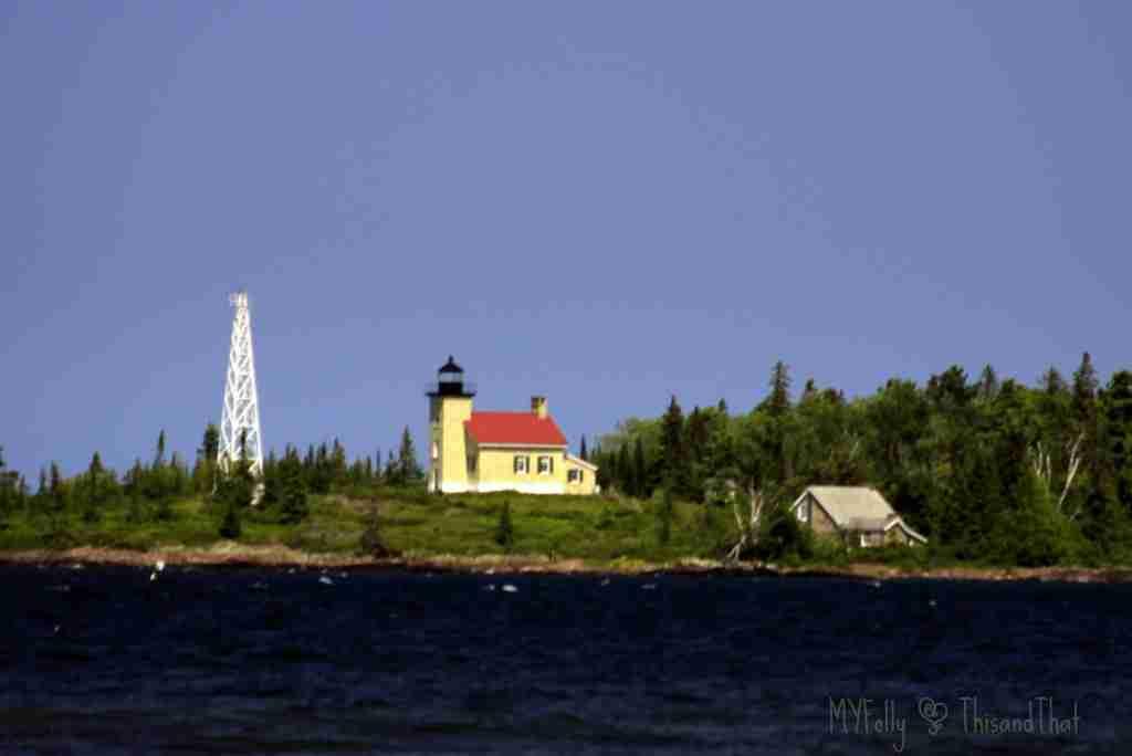 Copper Harbor Lighthouse ~ Upper Peninsula