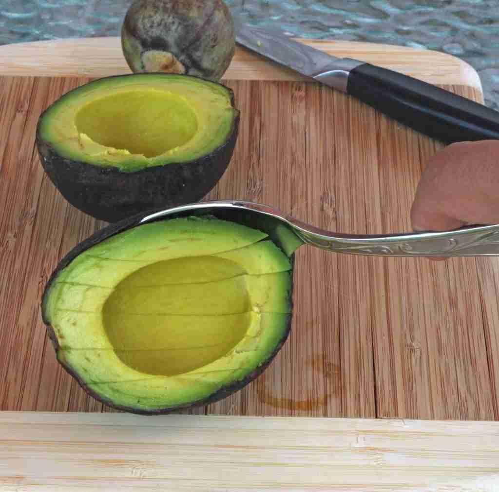 avocado and bread salad 055