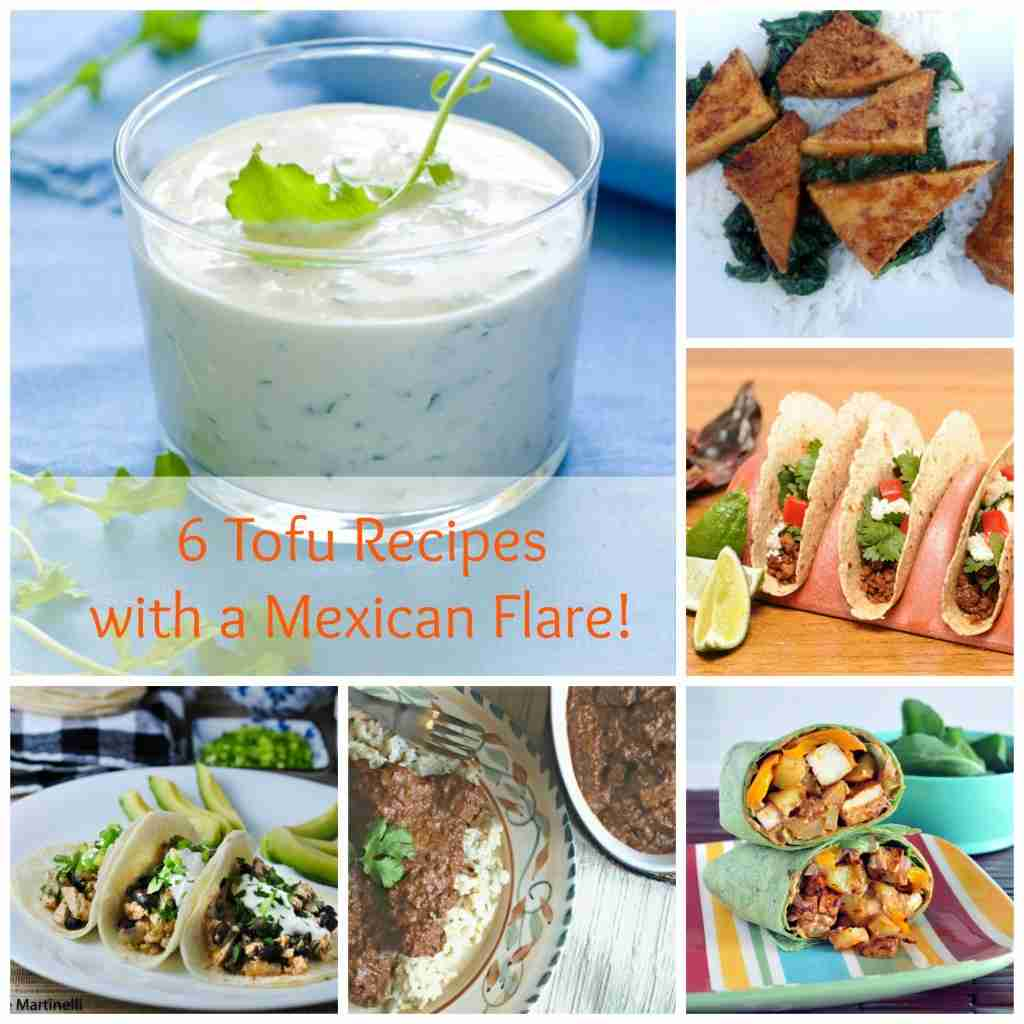6 Tofu Recipes with a Mexican Flare