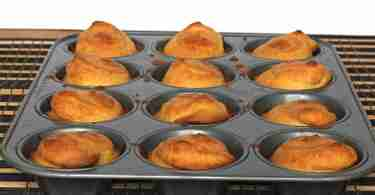 Food Processor Popovers