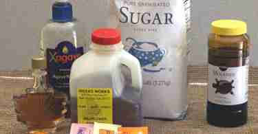 Sweetener: Pick Your Poison