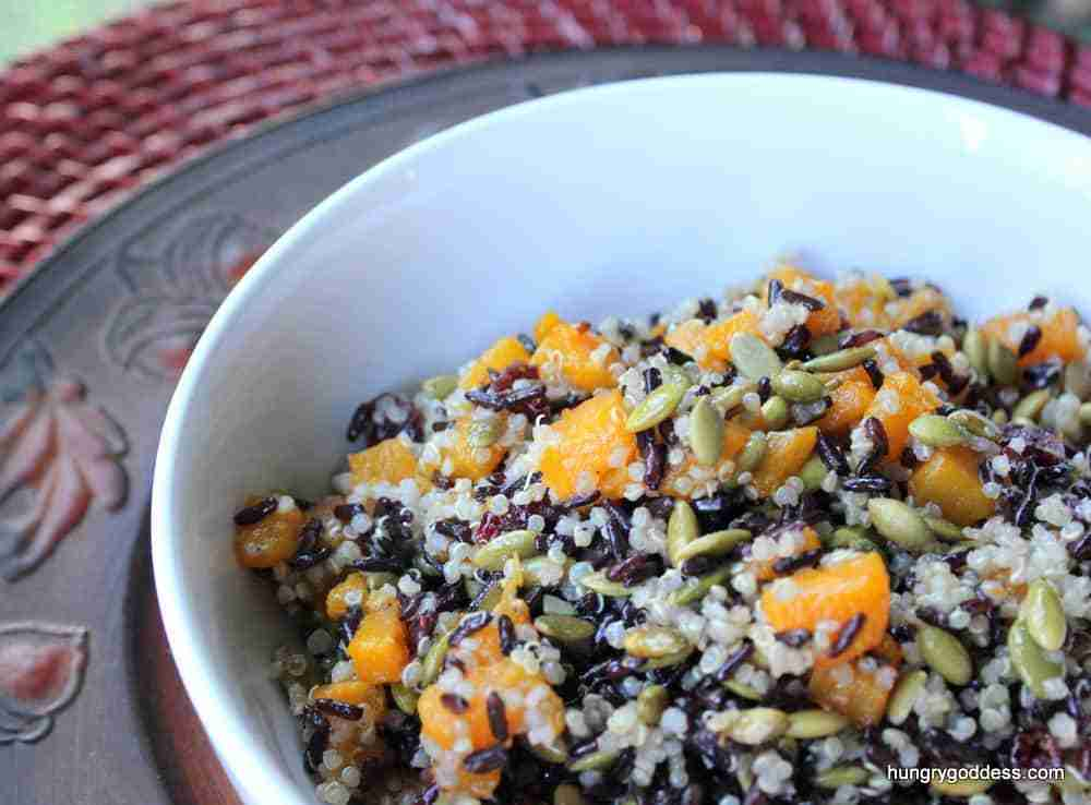 Autumn-Quinoa-and-Black-RIce-Salad-with-Butternut-Squash-and-Pumpkin-Seeds-by-The-Hungry-Goddess