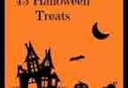 43 Halloween Treats