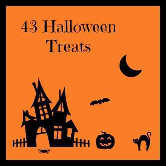 43 Halloween Treats