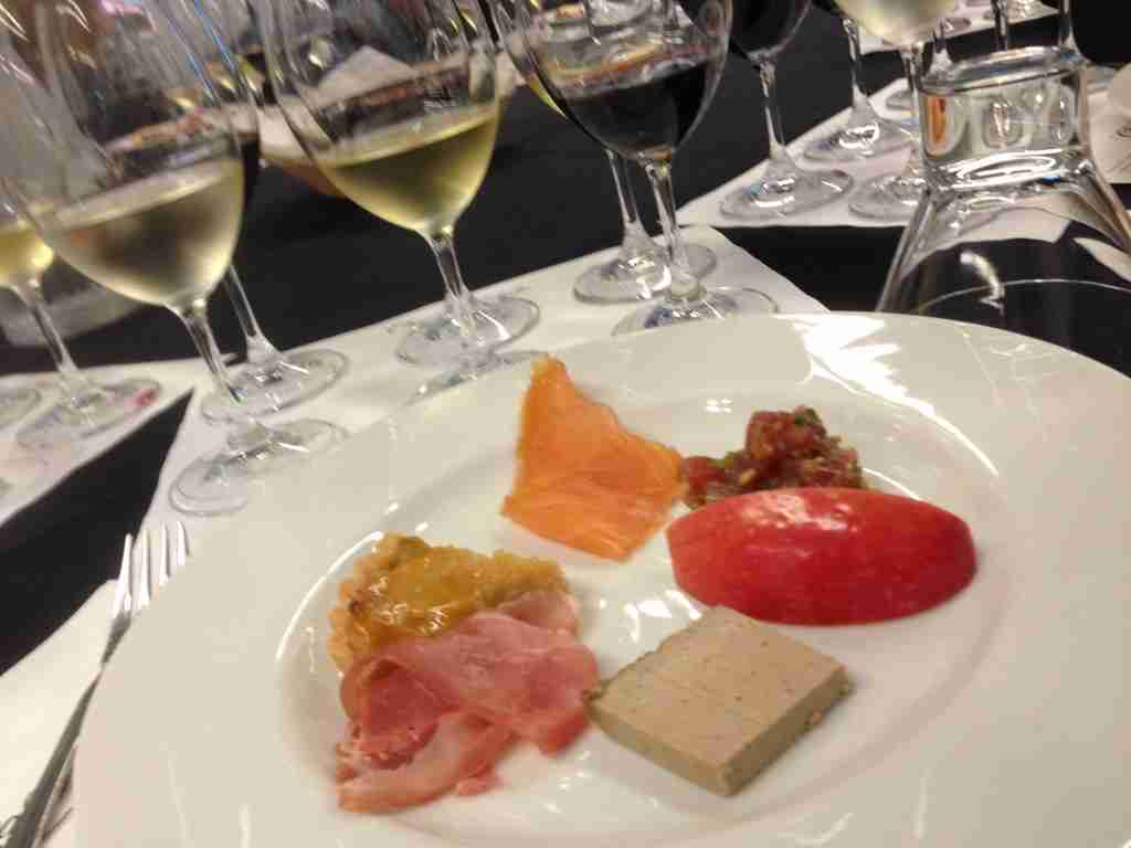 Chateau Ste Michelle Food and Wine Pairings