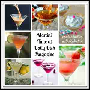 Martini Time at Daily Dish Magazine: A Collection of the Best Martini Recipes