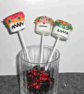 Monster Pops from Hezzi-D's Books and Cooks