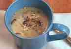 Creamy Mushroom Chicken Soup