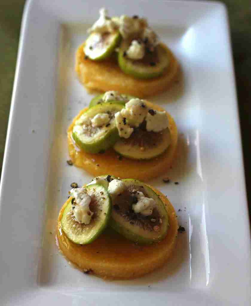 Fall Fig Appetizer