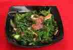 Kale and Mushroom Saute