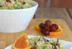 Quinoa Grape Celery Salad