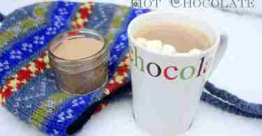 Homemade Hot Chocolate ~ Daily Dish Magazine.