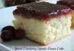 Spiced-Cranberry-Upside-Down-Cake by Cozy Country Living