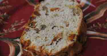 Wine Bread from Isabelle at Home