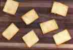 Honey Almond Crackers
