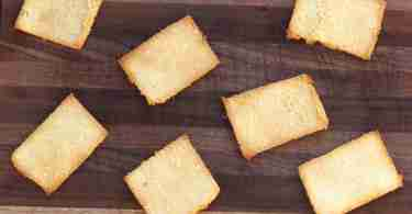 Honey Almond Crackers